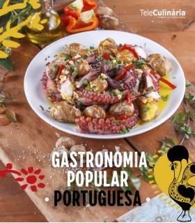 Gastronomia Popular Portuguesa - ebook